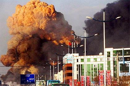 Explosiones tremendas en imagenes